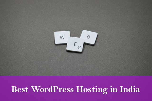You are currently viewing 5 The best hosting provider for WordPress in India (2021)