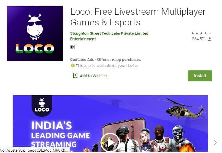 loco earning app